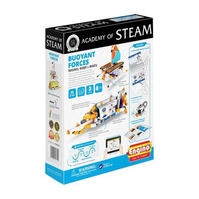 Engino Academy Of STEAM Buoyant Forces