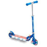 Evo Light Up Scooter Blue