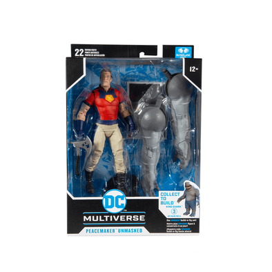 DC McFarlane Multiverse Peacemaker