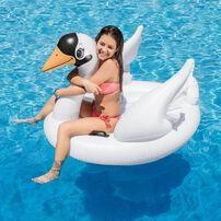 Intex Swan Ride On
