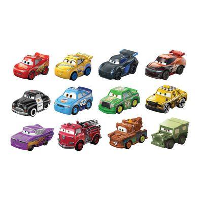 Disney Pixar Cars Mini Metal Single Vehicle - Assorted