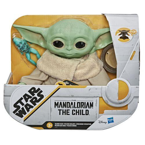 Star Wars The Child Talking Soft Toy