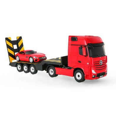 Rastar R/C 1-26 Mercedes Benz Actros Bundle