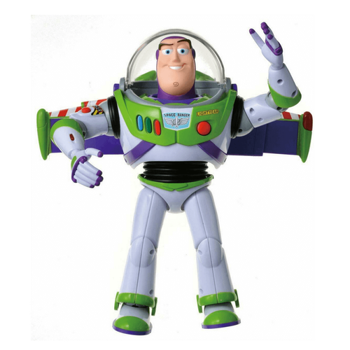 Toy Story Interactive Buzz Lightyear