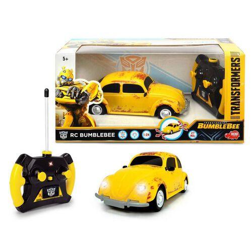 Transformers Movie 6 RC Bumblebee 1:24