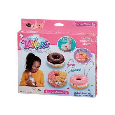 Whipple Creamy Donuts Set