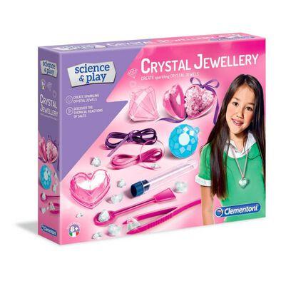 Clementoni Crystal Jewellery