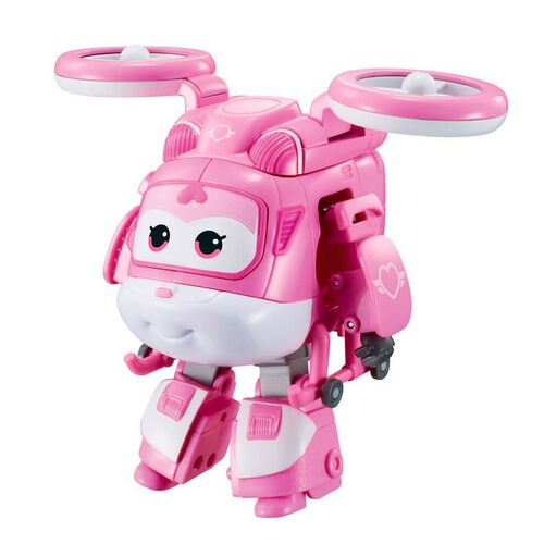 Super Wings Transforming Supercharge Dizzy