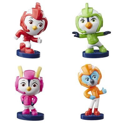 Top Wing Single Figure - Assorted