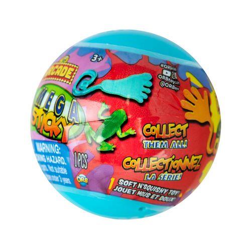 Orb Arcade Capsules Mega Sticky