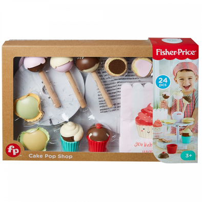 Fisher-Price Cake-Pop Shop