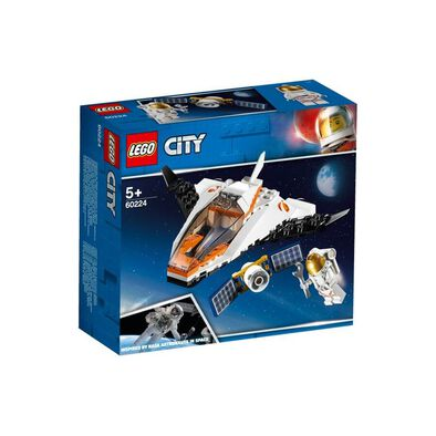 LEGO City Satellite Service Mission 60224