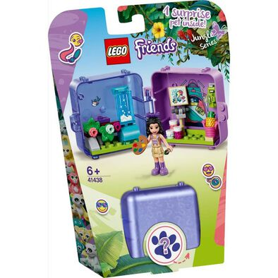 LEGO Friends Emma's Jungle Play Cube 41438