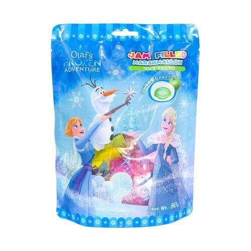 Frozen Jam Filled Marshmallow Apple 80g