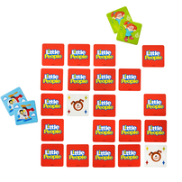 Fisher-Price Games Make-A-Match Licensed - Assorted