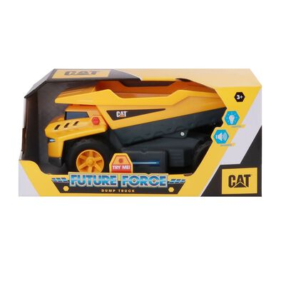 Cat Future Force Dump Truck