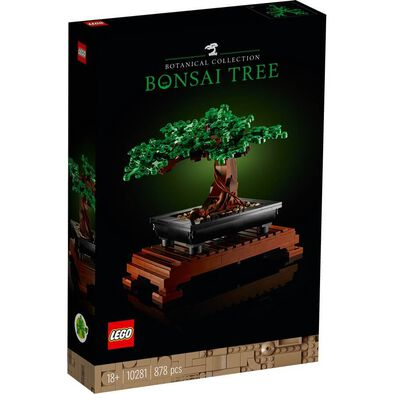LEGO Creator Expert Bonsai Tree 10281