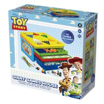Toy Story Giant Game House