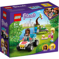 LEGO Friends Vet Clinic Rescue Buggy 41442