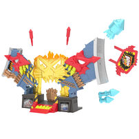 Boom City Racers Series 1 Fireworks Factory Playset