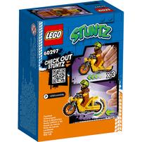 LEGO City Stunt Demolition Stunt Bike 60297