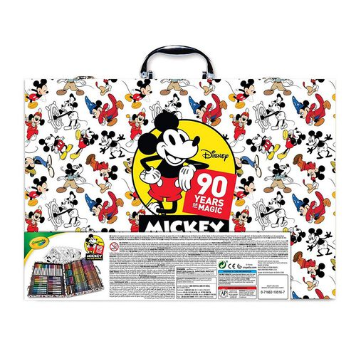 Crayola Disney Mickey Mouse Inspiration Art Case