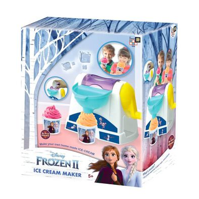 Disney Frozen 2 Ice Cream Maker