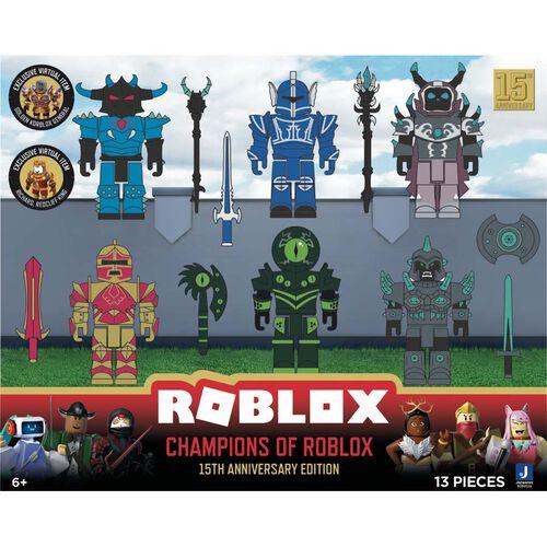 Roblox Champions Of Roblox 15th Anniversary