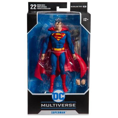 DC Comics 7 Inch Multiverse Superman