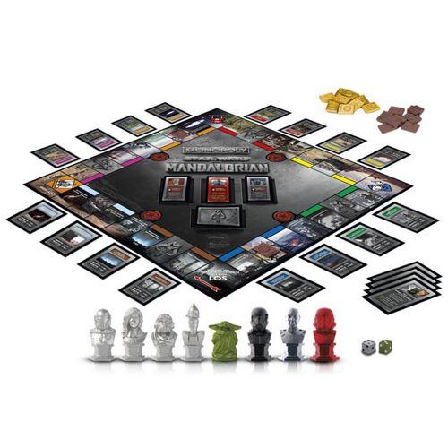 Monopoly: Star Wars The Mandalorian Edition