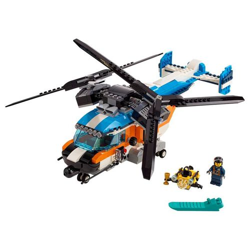 LEGO Creator Twin-Rotor Helicopter 31096