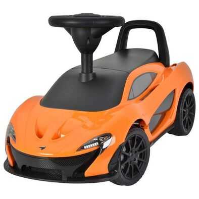 McLaren P1 Orange Ride On Car
