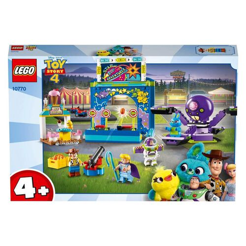 LEGO Toy Story Buzz and Woody's Carnival Mania 10770