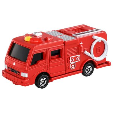 Tomica 4D Fire Engine