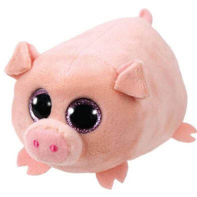 Ty Teeny 4 Inch Curly The Pig