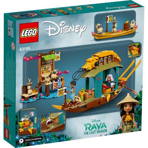LEGO Disney Princess Boun's Boat 43185