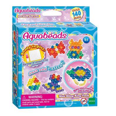 Aquabeads Mini Bling Ring Pack