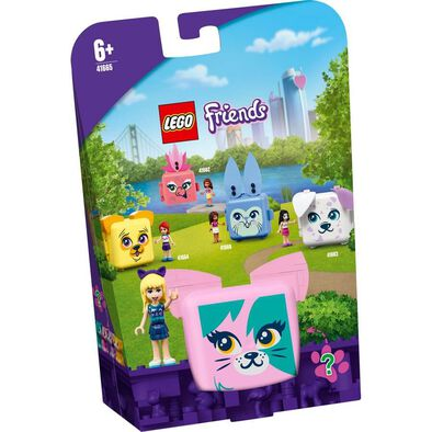 Lego Friends Stephanie's Cat Cube 41665