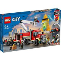 Lego City Fire Command Unit 60282