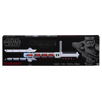 Star Wars The Black Series Force FX Riot Control Baton