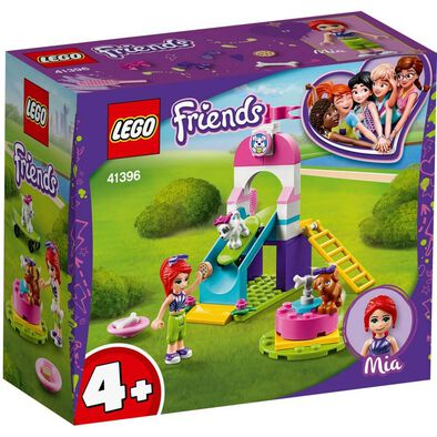 LEGO Friends Puppy Playground 41396