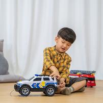 Speed City Police SUV 4X4