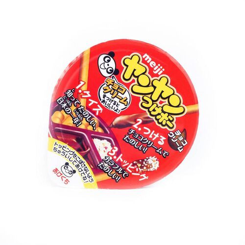 Meiji Yan Yan Tsukebo (Double Dips Biscuit Snack)