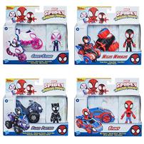 Marvel Spidey Amazing Friends Figure & Vehicle - Assorted