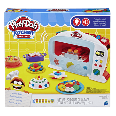 Play-Doh Magical Oven Set
