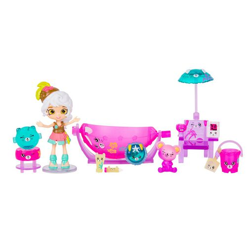 Shopkins Happy Places Surprise Pack Hanging Out