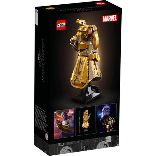 LEGO Super Heroes Infinity Gauntlet 76191