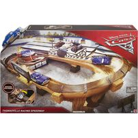 Disney Cars Thomasville Racing Speedway Track Set