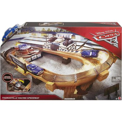 Disney Cars Thomasville Racing Speedway Track Set