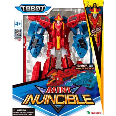 Tobot GD Mini Invincible